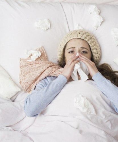 Как не заразиться гриппом, если дома болеют