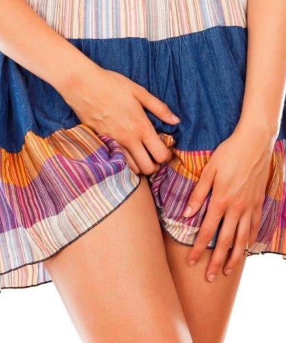 Зуд и жжение в интимной зоне у женщин, как лечить в домашних условиях